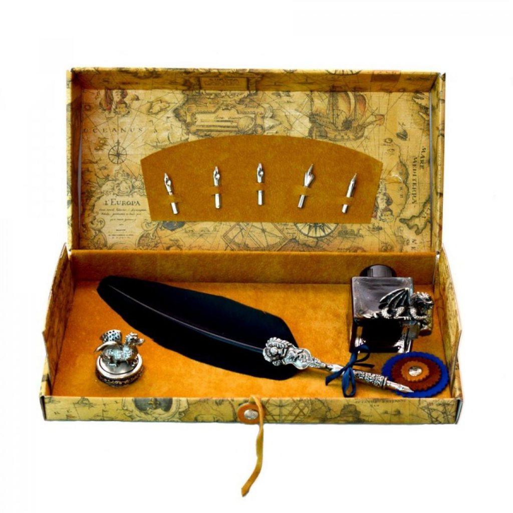 set-de-scris-cadou-pentru-barbati-60-70-ani