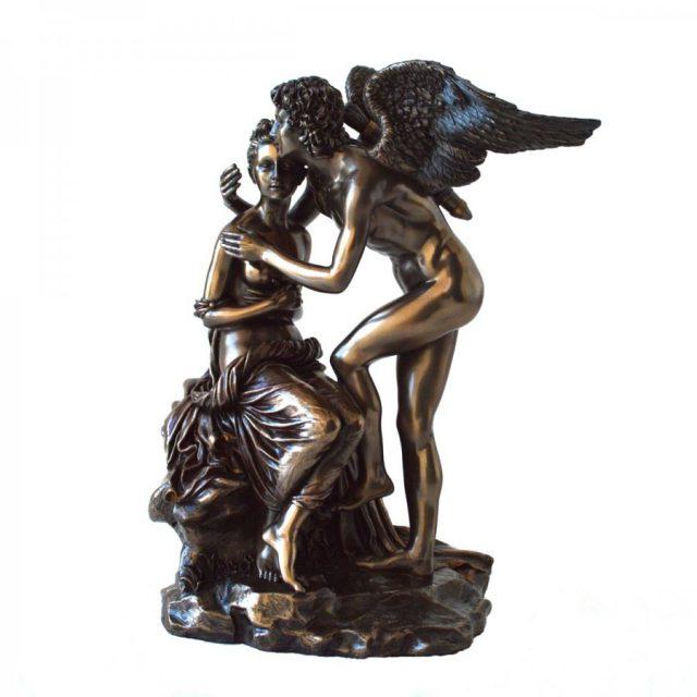 statueta bronz cupidon