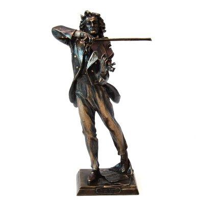 Statueta bronz Paganini