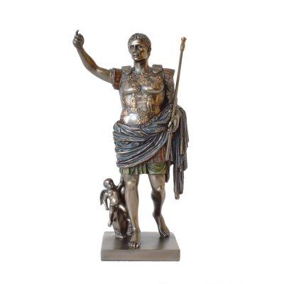 Statueta Imparatul Augustus