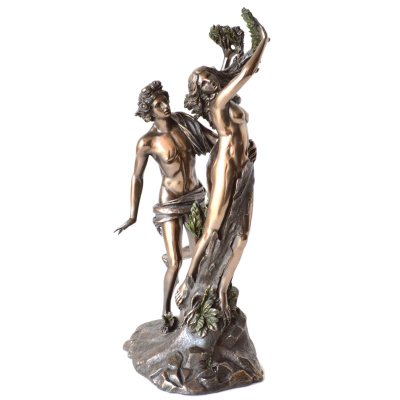 """Statueta """"Apollo and Daphne"""" de Bernini"""