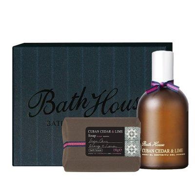 Set cadou apa de colonie&sapun, Bathhouse