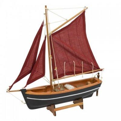 Decoratiune, barcuta Galway Hooker, 30cm
