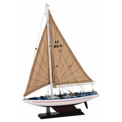 Macheta yacht de curse, 30cm