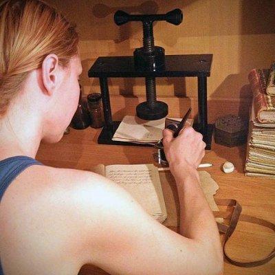scriere-caligrafica