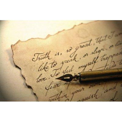 scris-caligrafic