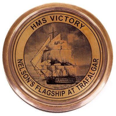 Busola HMS Victory, bronz
