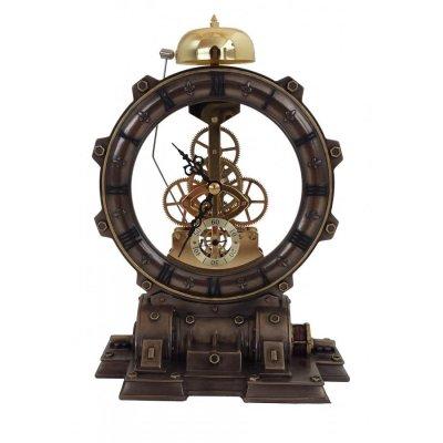 Ceas de masa steampunk