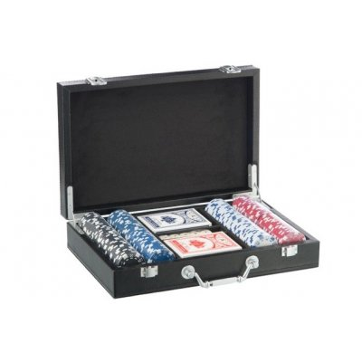 Set poker in cutie, 200 chips