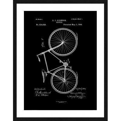 """Tablou """"Bicicleta """""""