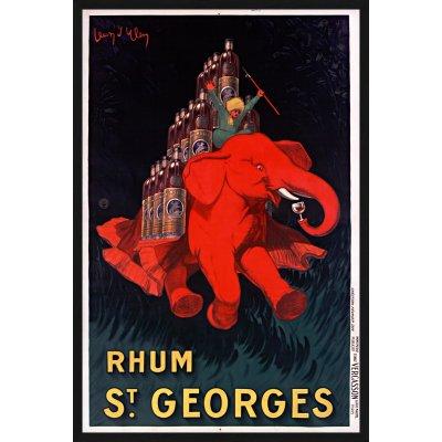 """Tablou """"Rhum St. Georges"""""""