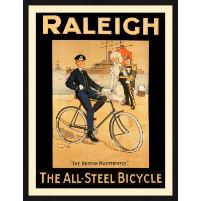 """Tablou """"Raleigh - """"The British Masterpiece"""""""