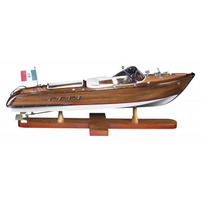 "Macheta speedboat ""Aquarama"""
