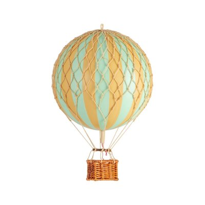"Decoratiune balon zburator ""Travels light"""