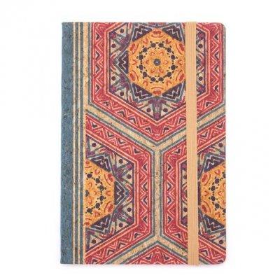 Notebook coperta pluta 15x21 cm