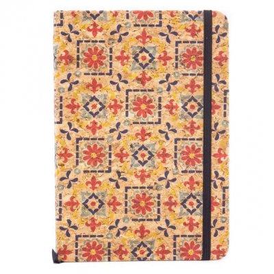 Notebook coperta pluta 13.5x19 cm