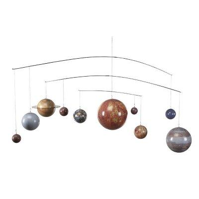 Decoratiune sistem solar