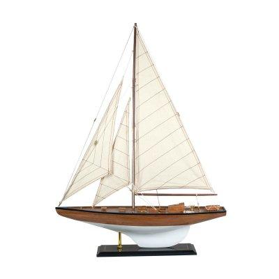 Macheta, barca cu panze