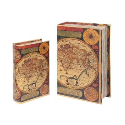 Set cutii, model carte