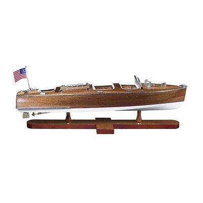 Speedboat Triple Cockpit