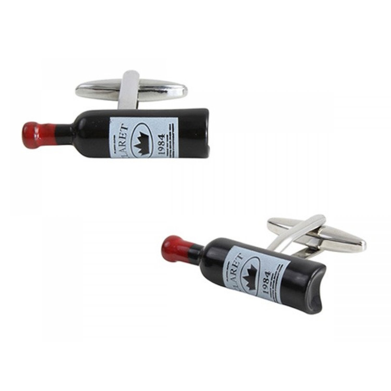 Set butoni sticla de vin