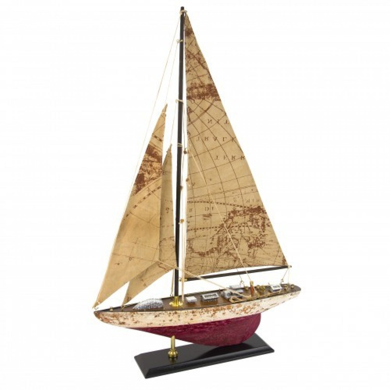 Decoratiune, J-Class Yacht, 42cm