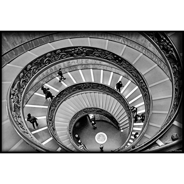 Tablou scari Vatican