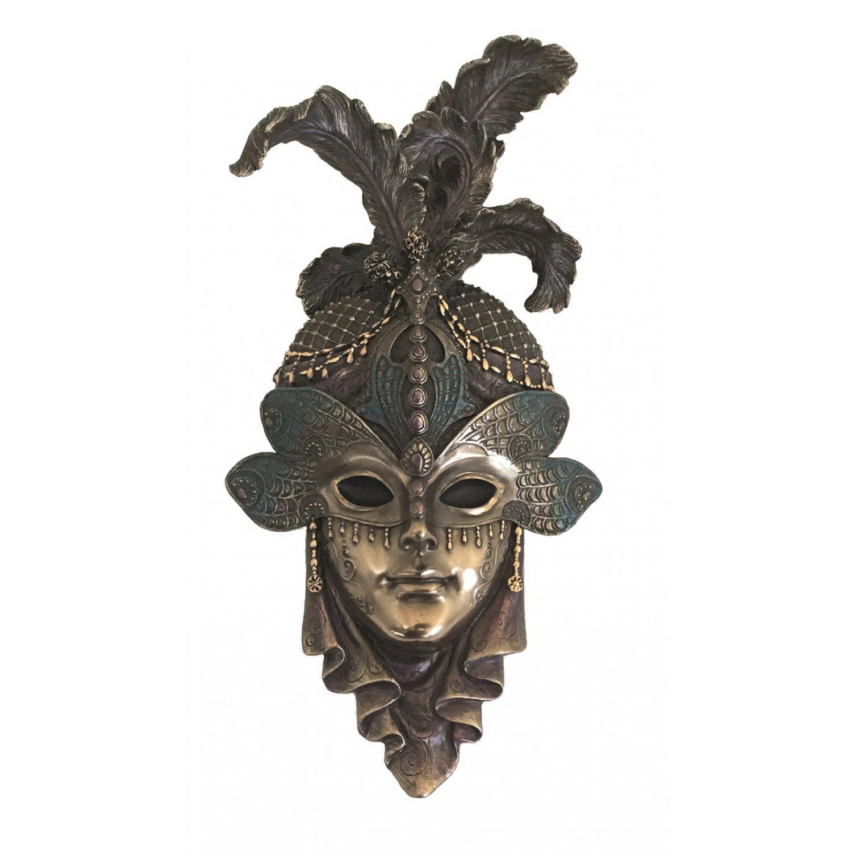 Masca venetiana, libelula, decoratiune de perete