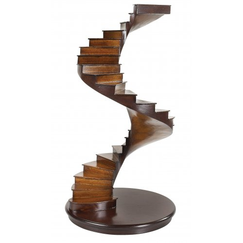 Model arhitectural - scari in spirala