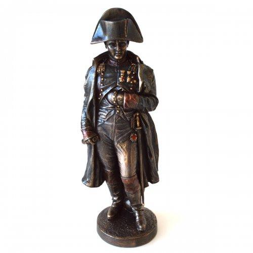 Statueta rasina si bronz - Napoleon