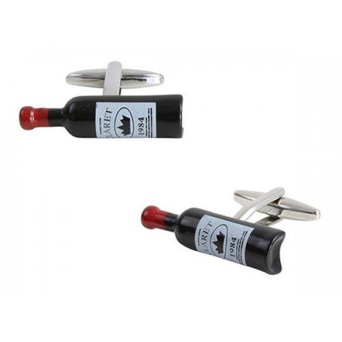Set butoni 'sticla de vin'