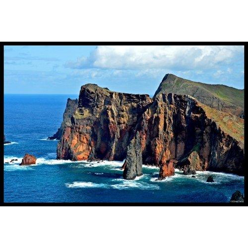 Tablou inramat Madeira Portugalia