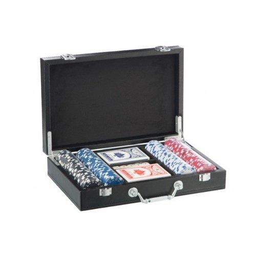 Set poker in cutie, 200 chips