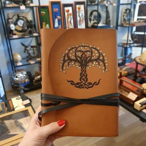 "Jurnal medieval ""Tree of life"""
