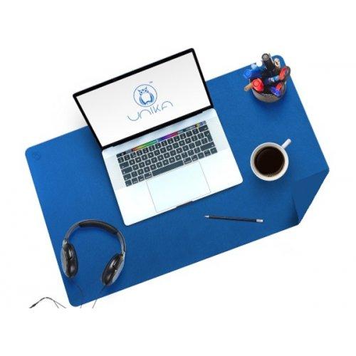 Desk-pad Flexi, albastru